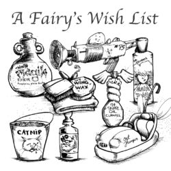 Fairys wish list